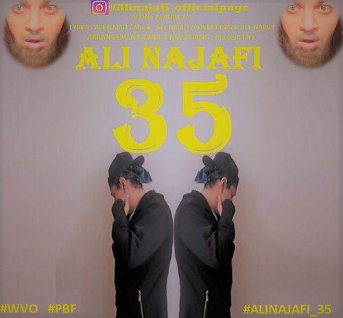 دانلود آهنگ جدید علی نجفی به نام 35