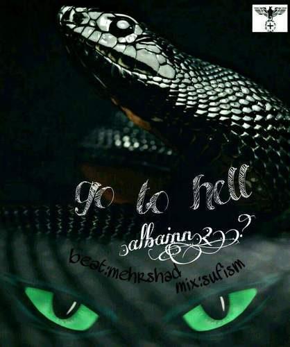 دانلود آهنگ جدید ایمان آلباین به نام Go To Hell