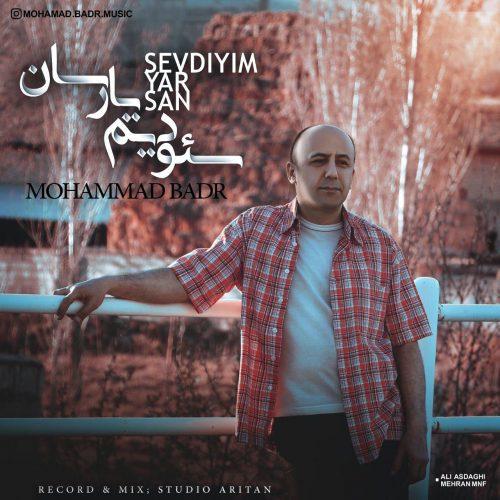 دانلود آهنگ جدید محمد بدر به نام سودییم یارسان