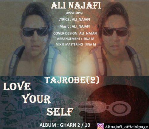 دانلود آهنگ جدید علی نجفی به نام تجربه 2