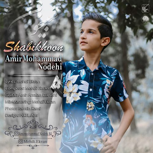 دانلود آهنگ جدید امیرمحمد نودهی به نام شبیخون