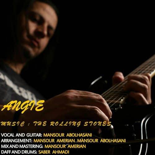 منصور ابوالحسنی - Angie